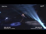 Helena Paparizou - Survivor (Live Melodifestivalen 2014) 720p HD
