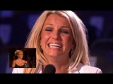Britney Funny Faces
